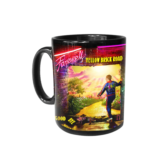 Elton John: Through the Wall Mug