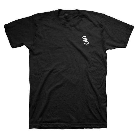 Sam Smith: Logo Pocket Black T-Shirt