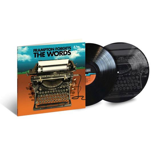 Peter Frampton: Peter Frampton Forgets The Words: Standard Vinyl