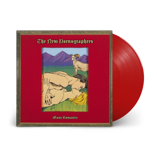 "The New Pornographers: Mass Romantic (Matador Revisionist History Edition): Limited Edition Red Vinyl LP + Bonus 7"""
