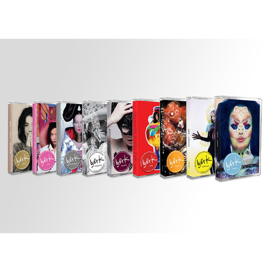Björk: Björk Cassette Bundle