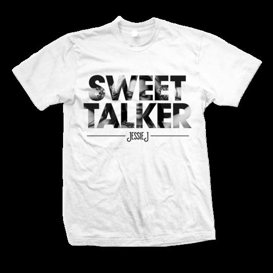 Jessie J: Sweet Talker Type T-Shirt
