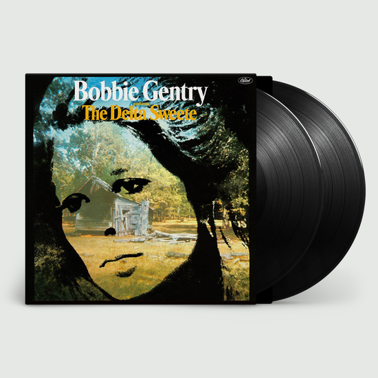 Bobbie Gentry: The Delta Sweete [Expanded Edition]: Deluxe Vinyl 2LP + Lithograph