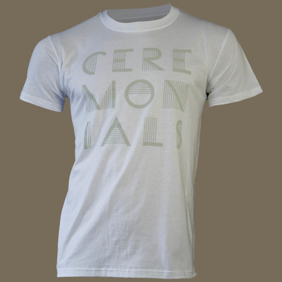 Florence + The Machine: Ceremonials Logo T-shirt - Small