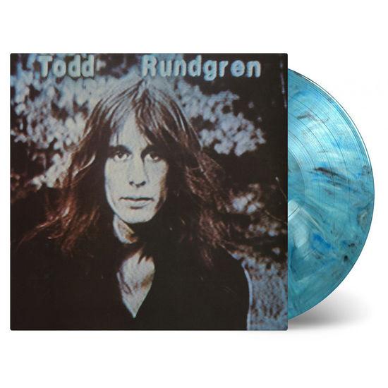 Todd Rundgren: Hermit of Mink Hollow: Limited Edition Blue, White & Black Mixed Vinyl