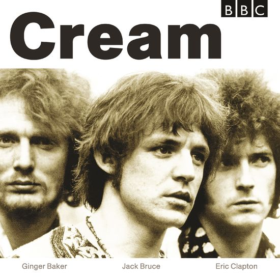 Cream: BBC Session: Limited Edition Coloured Vinyl