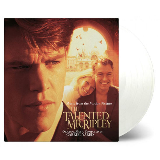 Original Soundtrack: The Talented Mr. Ripley Transparent Numbered Vinyl