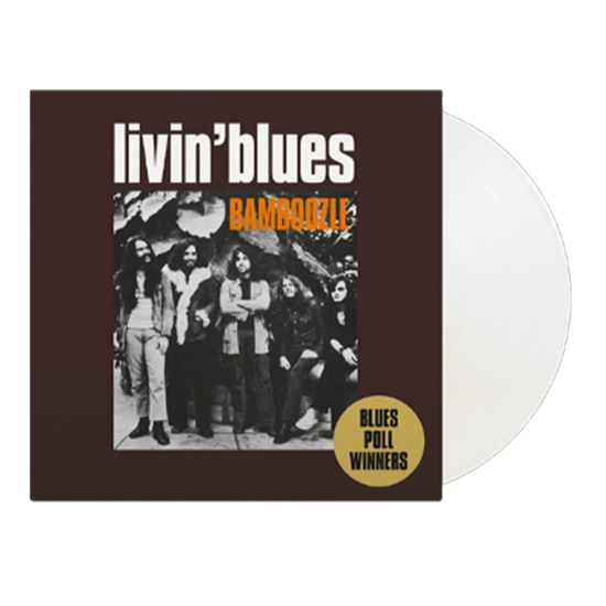 Livin' Blues: Bamboozle: Limited Edition White Vinyl
