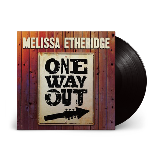 Melissa Etheridge: One Way Out: Vinyl