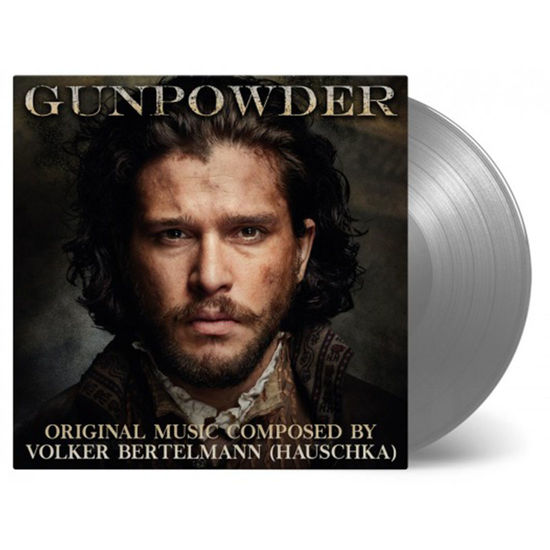 Hauschka: Gunpowder (Hauschka): Coloured Vinyl LP