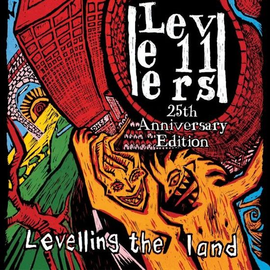 The Levellers: Levelling The Land