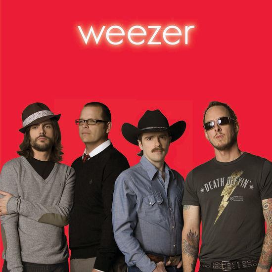 Weezer: Red Album