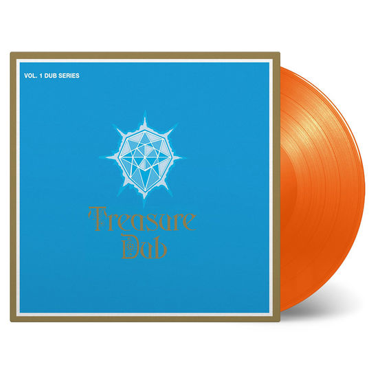 Various Artists: Treasure Dub Vol.1: Orange Numbered Vinyl