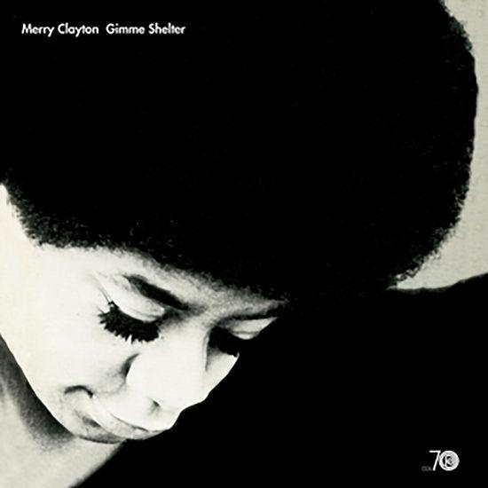Merry Clayton: Gimme Shelter: Opaque White vinyl