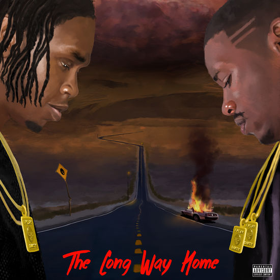 Krept & Konan: The Long Way Home Signed Standard CD
