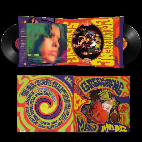 Greentea Peng: Man Made Vinyl
