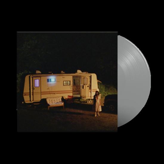 Boy Harsher: The Runner (OST): Crystal Clear Vinyl  LP