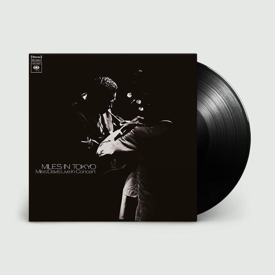 Miles Davis: Miles In Tokyo: 180gm Black Vinyl