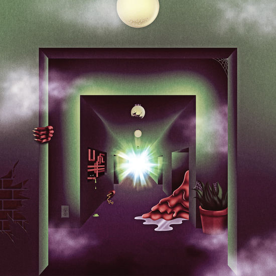 Oh Sees: A Weird Exits: Etched Vinyl