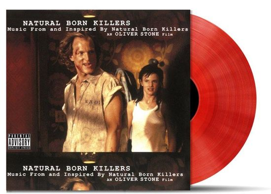 Original Soundtrack: Natural Born Killers: Blood Red Vinyl