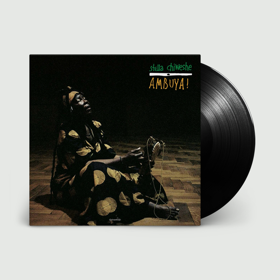 Stella Chiweshe: Ambuya! Limited Edition 180gm Vinyl