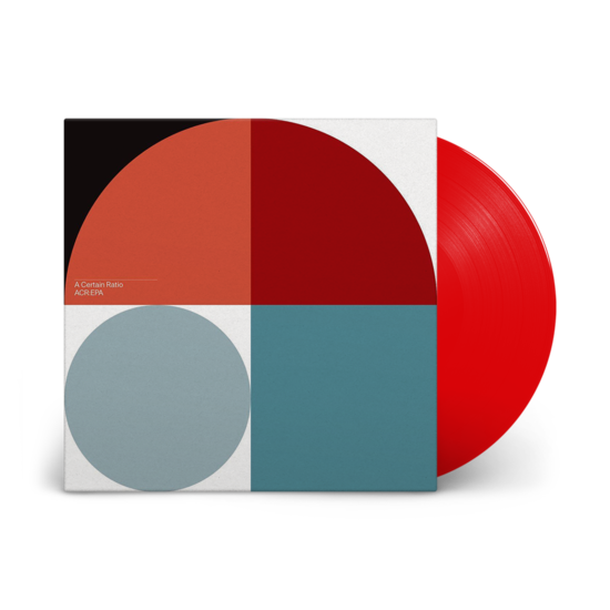 A Certain Ratio: ACR:EPA: Limited Edition Red Vinyl