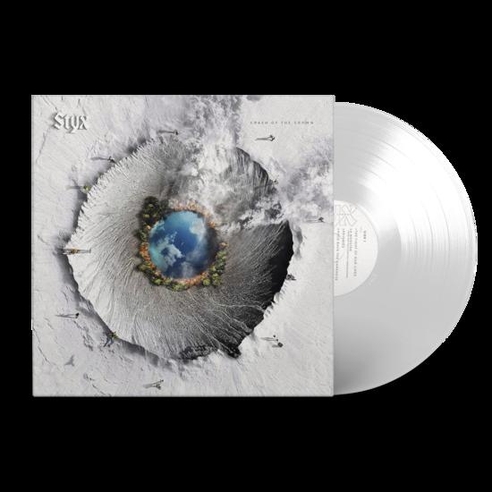 Styx: Crash Of The Crown: Exclusive Clear Vinyl LP