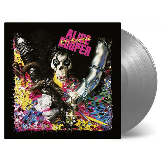 Alice Cooper: Hey Stoopid: Silver Coloured Vinyl