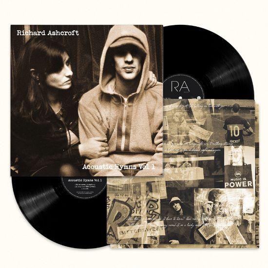 Richard Ashcroft: Acoustic Hymns Vol.1: Gatefold Vinyl