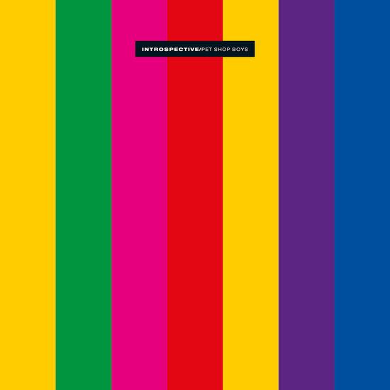 Pet Shop Boys: Introspective 180gm Heavyweight Vinyl