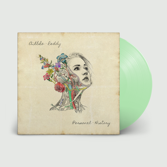 Ailbhe Reddy: Personal History: Springtime Green Vinyl