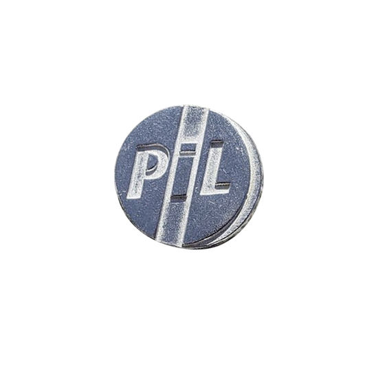Public Image Limited: Metal Pin Badge