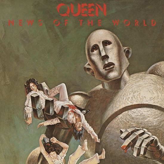 Queen: News Of The World (2011 Remaster Standard Edition)