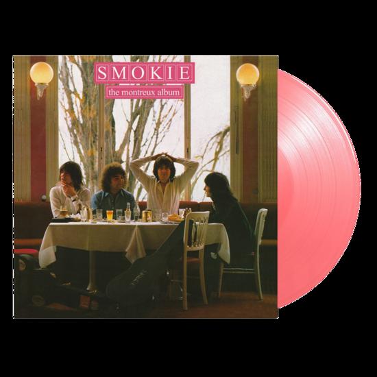 Smokie: Montreux Album (Expanded): Limited Edition Pink Vinyl 2LP