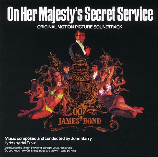 Various Artists: On Her Majesty's Secret Service