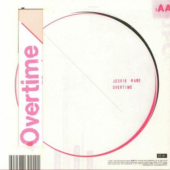 Jessie Ware: Adore You / Overtime: White Vinyl [RSD 2019]