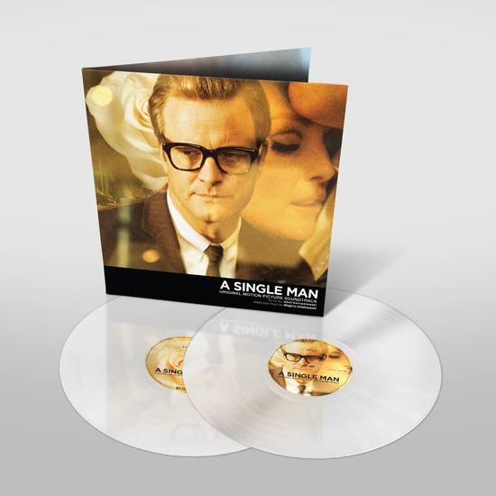 Original Soundtrack: A Single Man: Limited Edition Gatefold White Vinyl