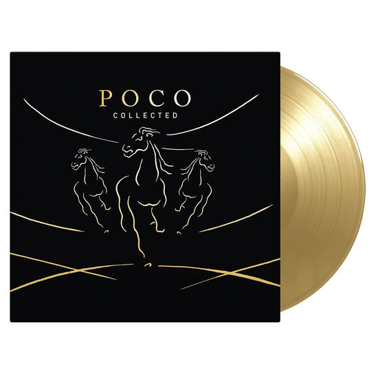 Poco: Collected: Limited Edition Gold Vinyl