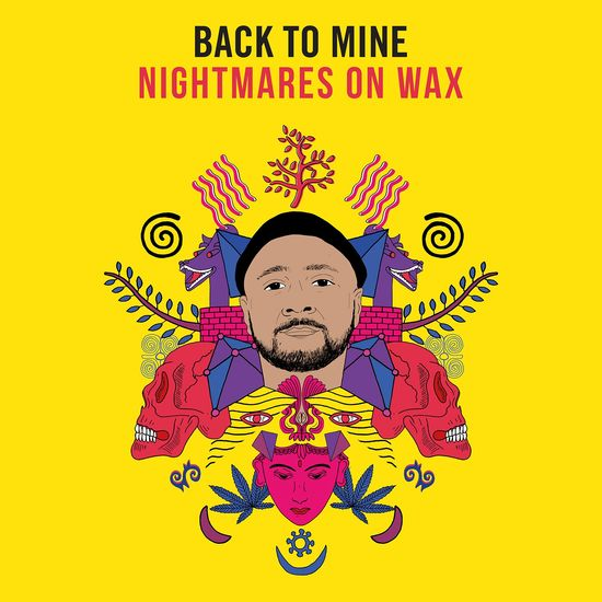 Nightmares On Wax: Nightmares On Wax - Back To Mine Double LP