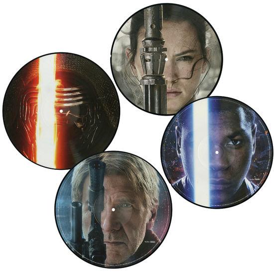 John Williams: Star Wars: The Force Awakens (2LP Picture Disc Set)