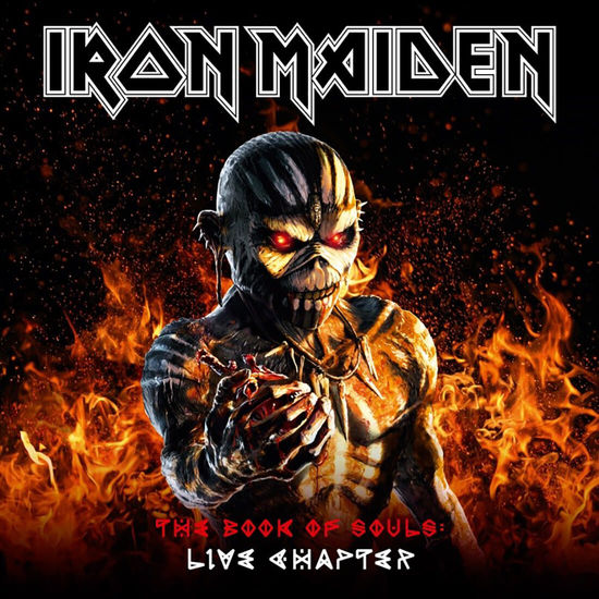 Iron Maiden: The Book Of Souls:Live Chapter