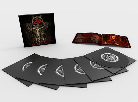 "Slayer: Repentless: Limited Edition 6.66"" Vinyl Box Set"