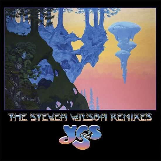 Yes: Yes: The Steven Wilson Remixes