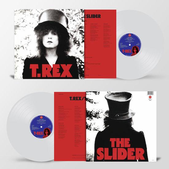 T. Rex: The Slider: Limited Edition Clear Vinyl