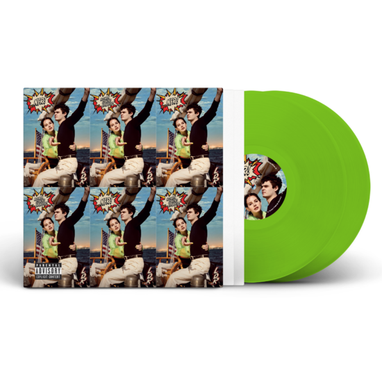 Lana Del Rey: Norman Fucking Rockwell! Lime Green Double Vinyl