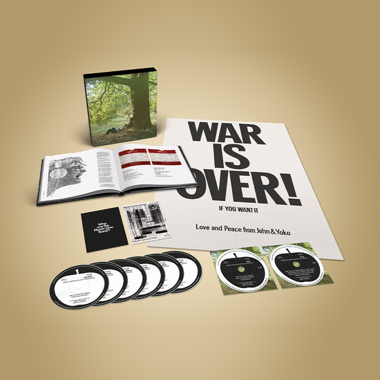 John Lennon: John Lennon/Plastic Ono Band (The Ultimate Mixes) - Super Deluxe CD Box