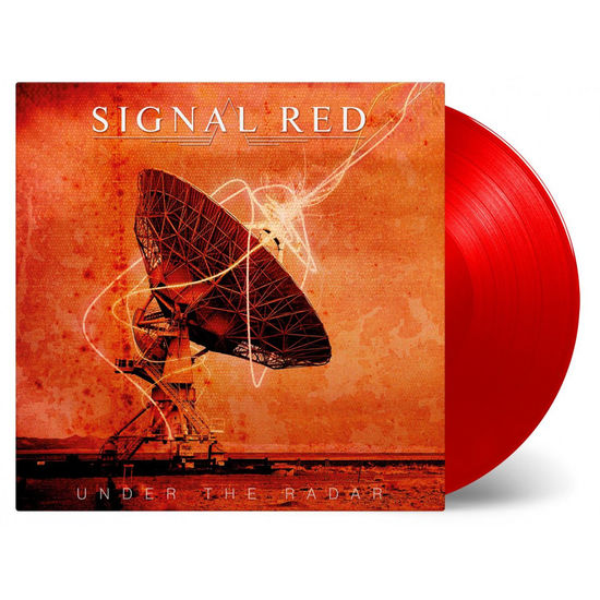 Signal Red: Under The Radar (Red Vinyl)