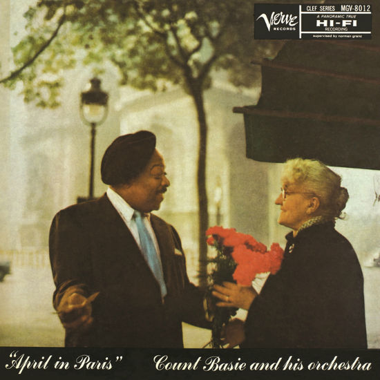 Count Basie: April In Paris
