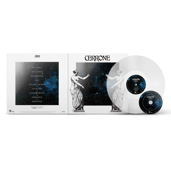 Cerrone: DNA: Limited Edition Crystal Clear Vinyl