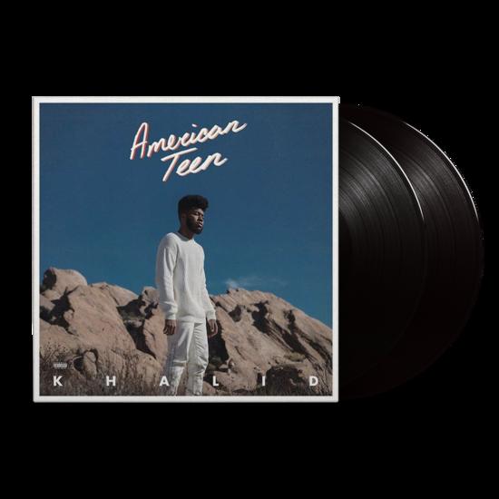 Khalid: American Teen: Black Vinyl 2LP